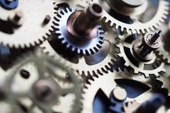Orologio dell'ingranaggio Fotografia Stock Libera da Diritti