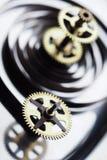 Orologio dell'ingranaggio Immagini Stock