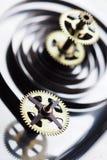 Orologio dell'ingranaggio Immagini Stock Libere da Diritti