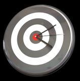 Orologio dell'obiettivo Fotografie Stock Libere da Diritti