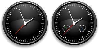 Orologio dell'ufficio illustrazione vettoriale
