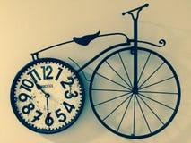Orologio della bicicletta Immagine Stock Libera da Diritti