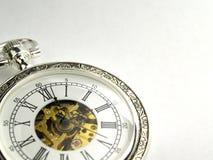 Orologio della casella Immagine Stock