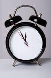12' orologio della o Fotografie Stock Libere da Diritti