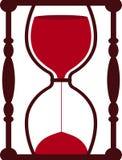 Orologio della sabbia illustrazione di stock