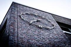 Orologio della scuola immagine stock
