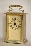 Orologio della Tabella Fotografia Stock