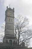 Orologio della torre della città di Salisbury immagini stock libere da diritti