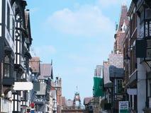 Orologio di Chester Eastgate Immagini Stock Libere da Diritti