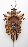 Orologio di cuculo Fotografia Stock Libera da Diritti