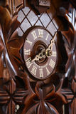 Orologio di cuculo Fotografia Stock