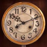 Orologio di cuculo d'annata Fotografie Stock Libere da Diritti