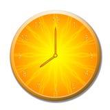 Orologio di estate Immagine Stock Libera da Diritti