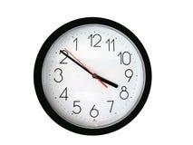 Orologio di inversione Fotografie Stock Libere da Diritti