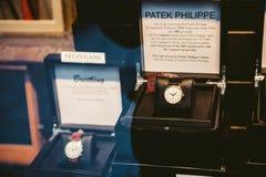 Orologio di lusso di Patek Philippe Refernz 2526 Fotografia Stock Libera da Diritti
