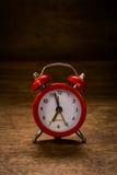 Orologio di natura morta Immagini Stock Libere da Diritti