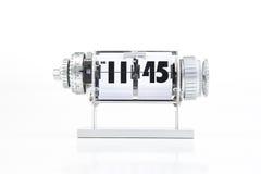 Orologio di numero di vibrazione Fotografia Stock Libera da Diritti