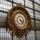 Orologio di Orsay Fotografia Stock