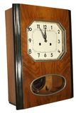 Orologio di parete. Immagine Stock Libera da Diritti