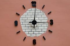 Orologio di parete Immagine Stock