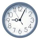 Orologio di parete Immagini Stock