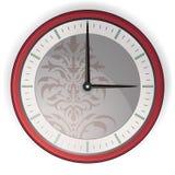 Orologio di parete dell'annata Fotografia Stock Libera da Diritti