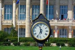 Orologio di Parlament Fotografia Stock Libera da Diritti