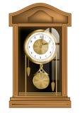 Orologio di pendolo Fotografie Stock
