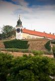 Orologio di Petrovaradin Fotografie Stock