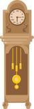 Orologio di prima generazione illustrazione di stock