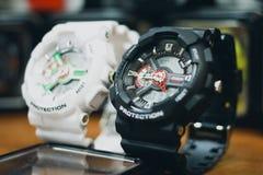 Orologio di sport Fotografia Stock