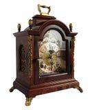Orologio di tavola antico Fotografie Stock Libere da Diritti