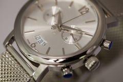 Orologio elegante Immagini Stock