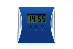 Orologio elettrico Fotografia Stock