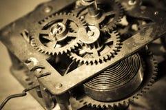 Orologio interno Immagine Stock