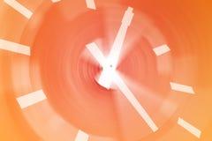 Orologio occupato Fotografia Stock