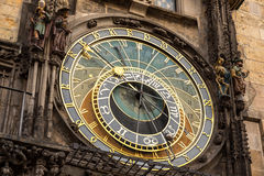 Orologio Praga Fotografia Stock