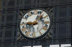 Orologio pubblico fotografia stock