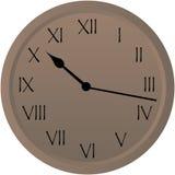 Orologio rustico Immagine Stock Libera da Diritti