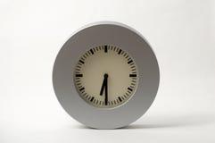 Orologio semplice immagini stock