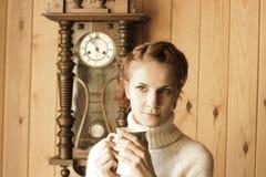 orologio vecchio Fotografia Stock Libera da Diritti