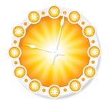Orologio - vettore royalty illustrazione gratis