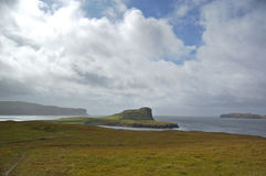 Oronsay Skye. Rhe island of Oronsay on Skye, Scotland Stock Photography