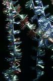 Oropel de la Navidad Imagenes de archivo
