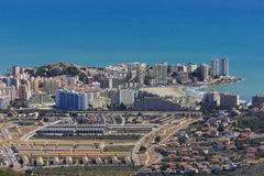 Oropesa. Royalty Free Stock Image