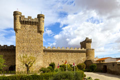 Oropesa Castle Stock Photography