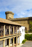 Oropesa Castle Stock Image