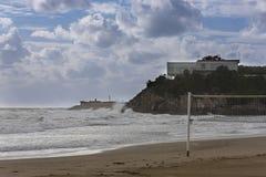 Oropesa Del Mar Castellon, Spagna fotografie stock libere da diritti