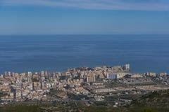 Oropesa Del Mar Castellon, Spagna immagini stock libere da diritti