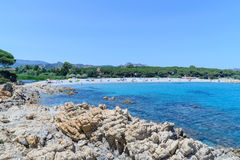 Orosei-Golf in Sardinien, Italien Stockbilder